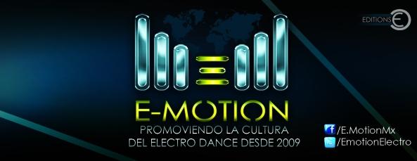 Banner e-motion Mexico